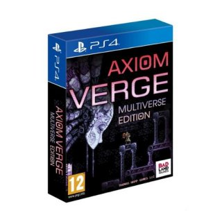 Диск Axiom Verge: Multiverse Edition (Б/У) [PS4]