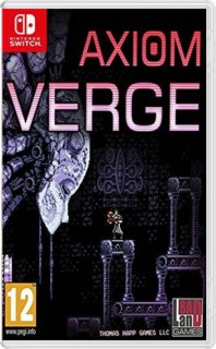 Диск Axiom Verge [NSwitch]