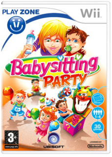 Диск Babysitting Party [Wii]