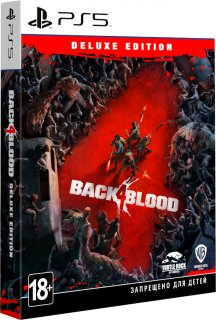 Диск Back 4 Blood - Deluxe Edition [PS5]