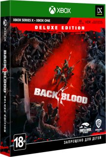 Диск Back 4 Blood - Deluxe Edition [Xbox]