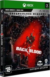 Диск Back 4 Blood - Special Edition [Xbox]