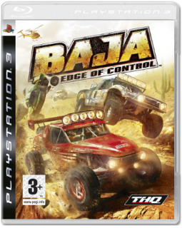 Диск Baja: Edge of Control (Б/У) [PS3]