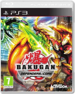 Диск Bakugan: Defenders of the Core (Б/У) [PS3]