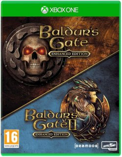 Диск Baldur's Gate: Enhanced Edition [Xbox One]