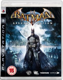 Диск Batman: Arkham Asylum [PS3]