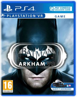 Диск Batman: Arkham VR [PS4/PSVR]