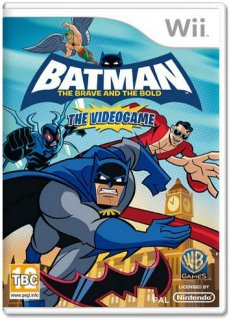 Диск Batman: the Brave and the Bold [Wii]