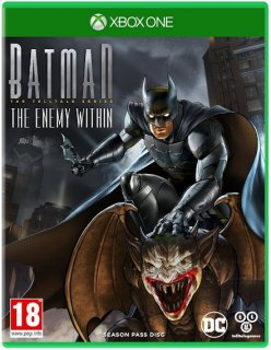 Диск Batman: The Enemy Within - The Telltale Series [Xbox One]