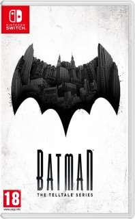 Диск Batman: The Telltale Series [NSwitch]