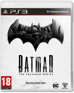 Диск Batman: The Telltale Series [PS3]