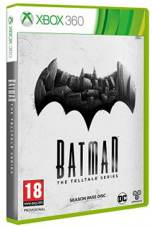 Диск Batman: The Telltale Series [X360]