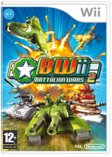 Диск Battalion Wars 2 [Wii]