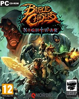 Диск Battle Chasers: Nightwar [PC]