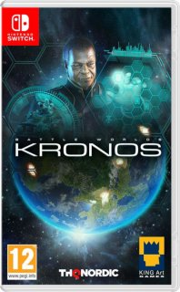 Диск Battle Worlds: Kronos (Б/У) [NSwitch]