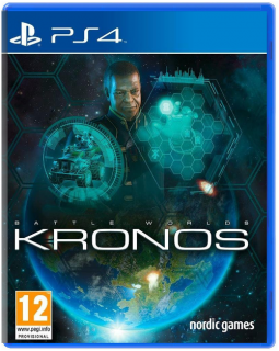 Диск Battle Worlds: Kronos [PS4]