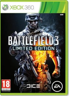 Диск Battlefield 3 Limited Edition [X360]