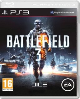 Диск Battlefield 3 [PS3]