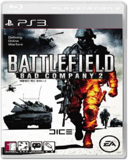 Диск Battlefield: Bad Company 2 (ASIA) (Б/У) [PS3]