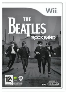 Диск Beatles: Rock Band (Б/У) [Wii]