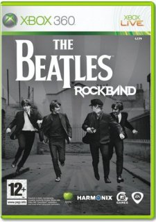 Диск Beatles: Rock Band [X360]