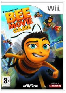 Диск Bee Movie Game [Wii]