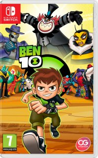 Диск Ben 10 [NSwitch]
