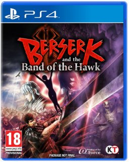Диск Berserk and the Band of the Hawk (Б/У) [PS4]