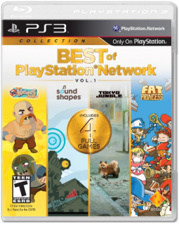 Диск Best of PlayStation Network vol. 1 [PS3]
