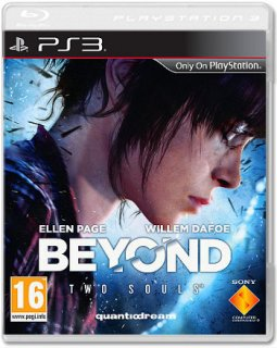 Диск За гранью: Две души (Beyond: Two Souls) [PS3]