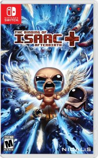 Диск Binding of Isaac: Afterbirth+ (Б/У) [NSwitch]