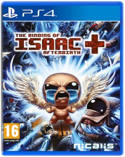 Диск Binding of Isaac: Afterbirth+ [PS4]