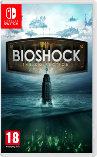 Диск Bioshock The Collection [NSwitch]