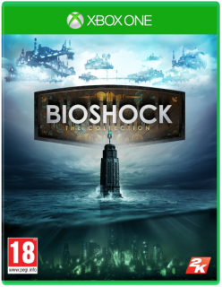 Диск Bioshock The Collection [Xbox One]