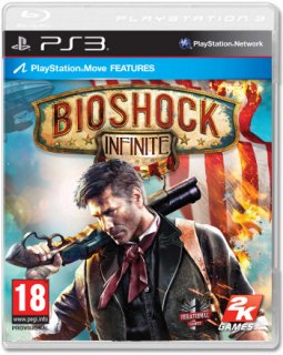 Диск BioShock Infinite [PS3]