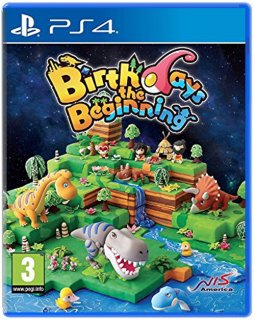 Диск Birthdays the Beginning [PS4]