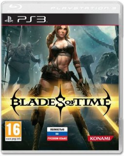 Диск Blades of Time (Б/У) [PS3]