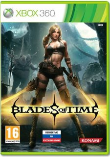 Диск Blades of Time [X360]