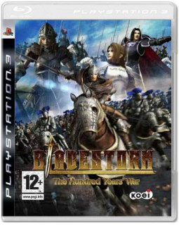 Диск Bladestorm: The Hundred Years War [PS3]