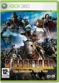 Диск Bladestorm: The Hundred Years War [X360]