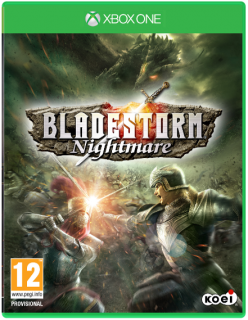 Диск Bladestorm Nightmare [Xbox One]