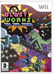 Диск Blast Works: Build, Trade, Destroy [Wii]
