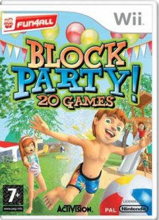Диск Block Party! 20 Games [Wii]