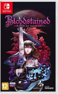 Диск Bloodstained: Ritual of the Night [NSwitch]
