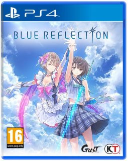 Диск Blue Reflection [PS4]