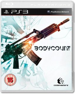 Диск Bodycount [PS3]