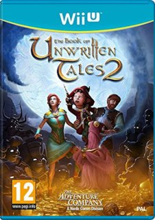 Диск Book of Unwritten Tales 2 [Wii U]