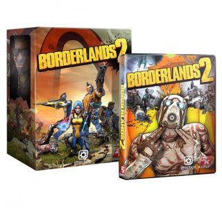 Диск Borderlands 2. Collector's Edition [X360]