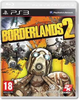 Диск Borderlands 2 [PS3]
