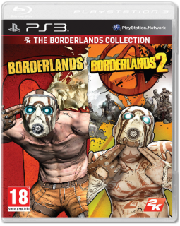 Диск Borderlands Collection [PS3]